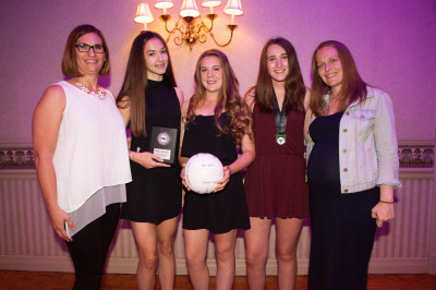 Mountain Volleyball Club Awards 2015-2016
