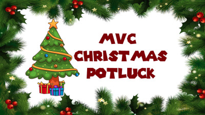 MVC Happy VolleyDays Christmas Potluck Dinner and Toy Drive - December 19th