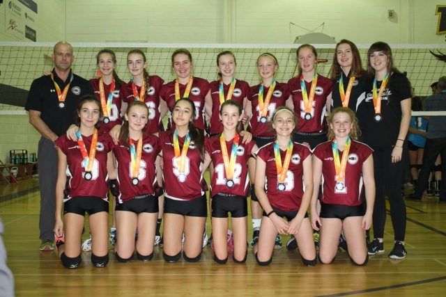 14U Earns Silver at the OVA 14U Provincial Cup