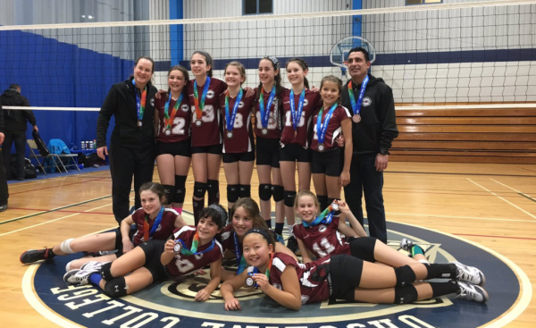 12U Bronze Medallists at 13U Challenge Cup