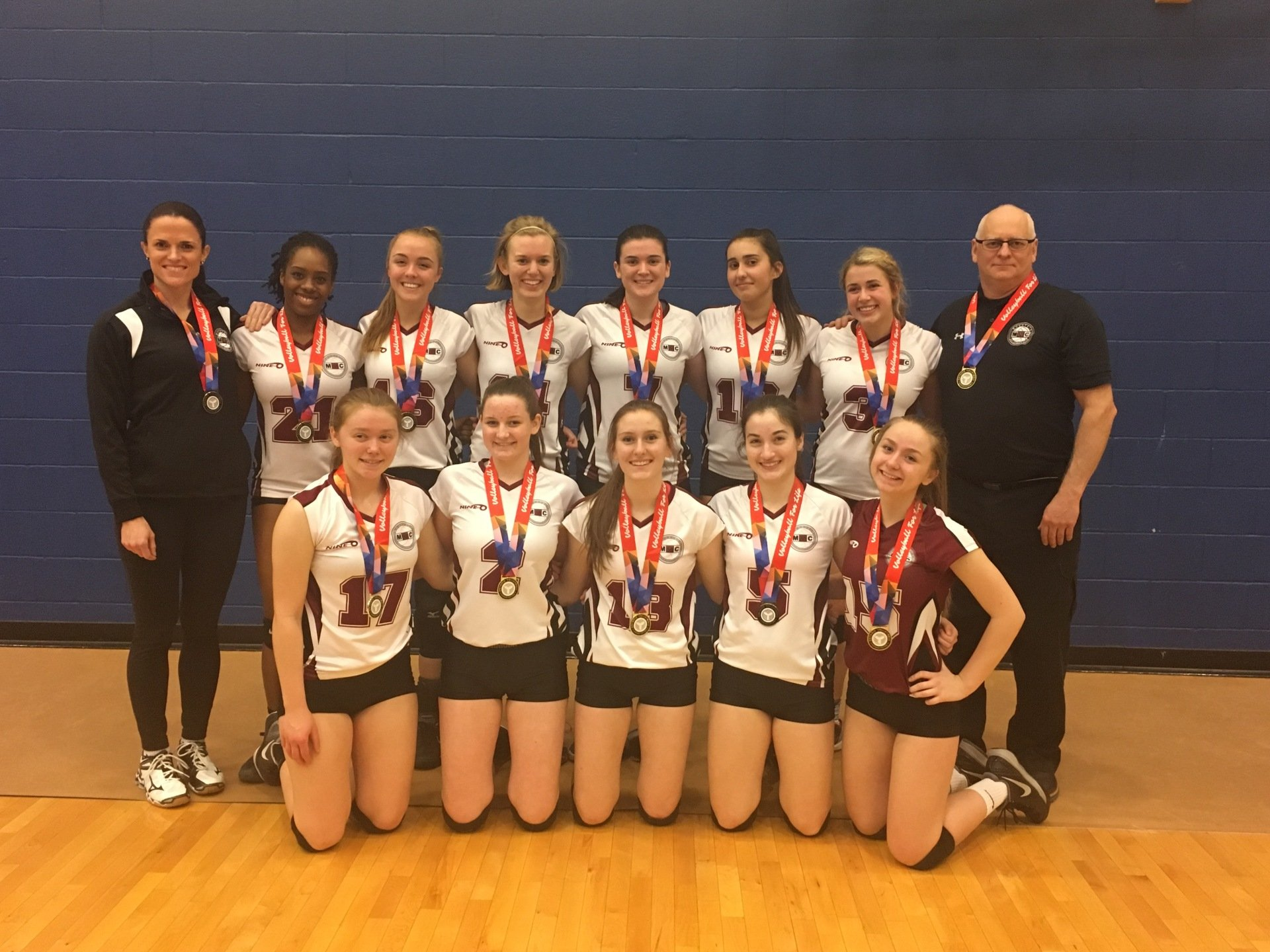 MVC 17U Black Sparkle Gold at Bugarski Cup