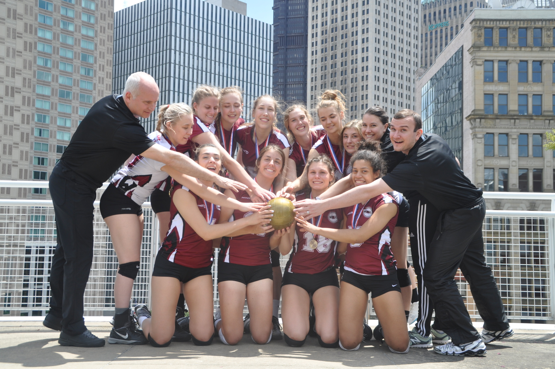 18U Win Top Tier Gold at East Coast Championships