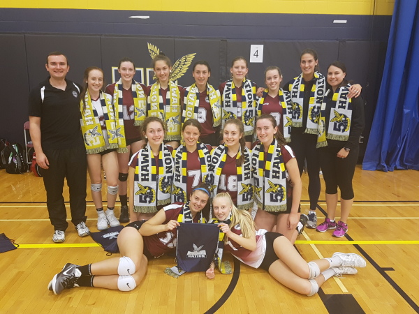 MVC 17U Comes 2nd at Humber Warm Up Tournament