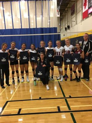 MVC 16U 2nd in Consolation Bracket at Humber Invitational Tournament