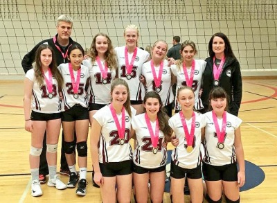MVC 14U Black Strikes Gold at OVA 15U Provincial Cup – Trillium C