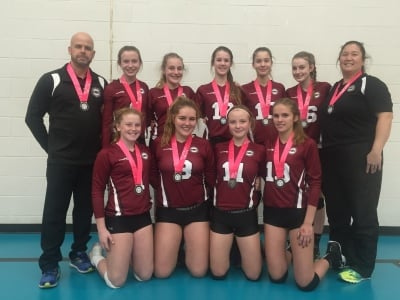 15U Earns Silver medal at at the OVA 15U Challenge Cup - Championship B