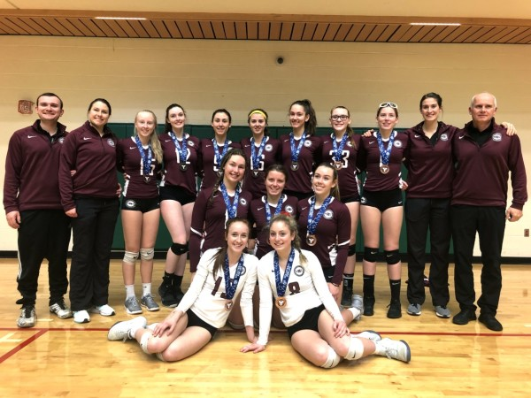 MVC 18U Everest Earn Bronze After Losing Semi Final to Michigan