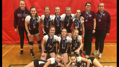 MVC 13U Blackcomb Bronze Medalists at 14U McGregor Cup