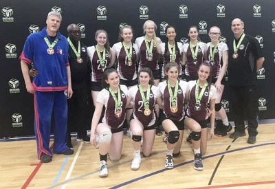 15U Vesuvius Wins Bronze in Division 1, Tier 1 at Provincials!